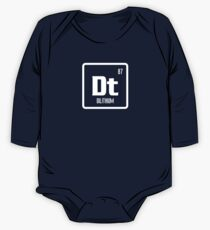 Element of Dilithium (B/W) Kids Clothes