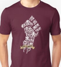 Robot Revolution Unisex T-Shirt