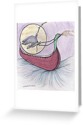 Raven Flight by merrilymccarthy
