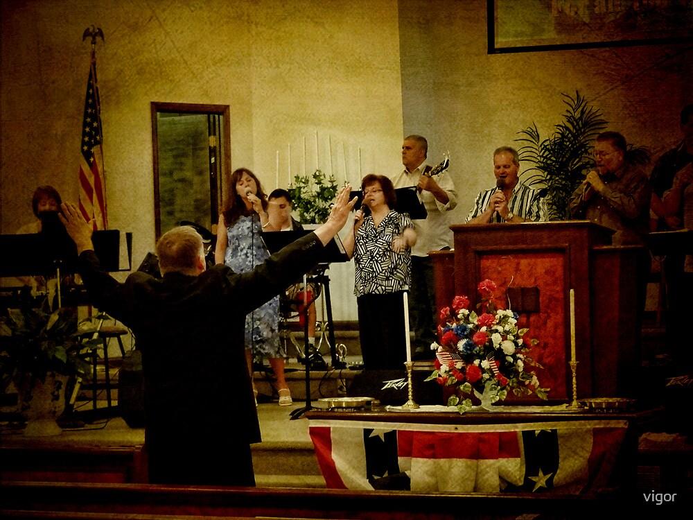 praise and worship by vigor