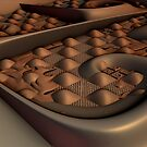 Grannies Chocolate Squares by thebeeper52