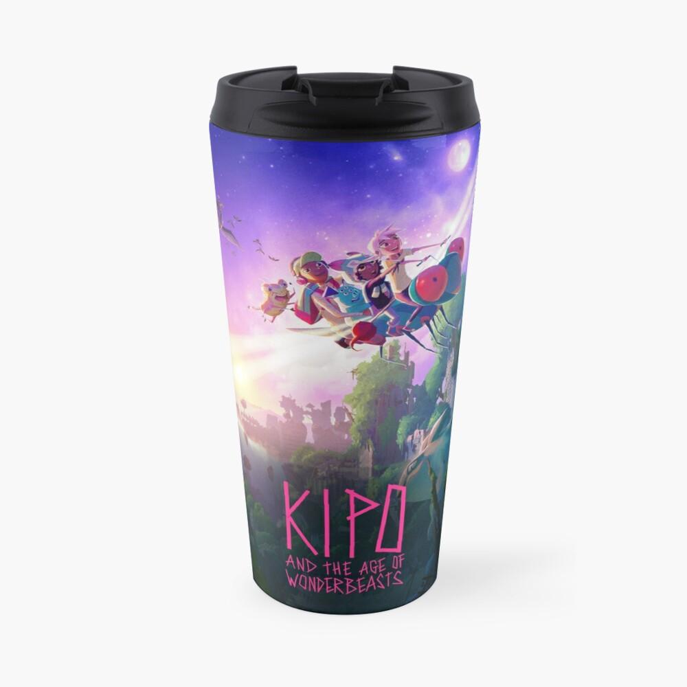 Kipo and the Age of Wonderbeasts Travel Mug