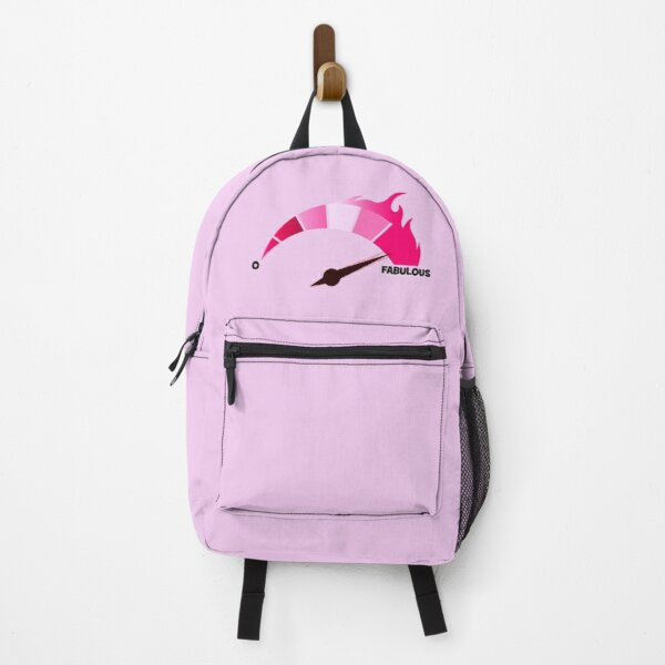 Zero to Fabulous (pink) Backpack