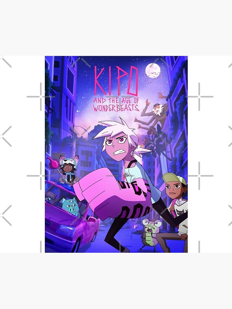 Kipo and the Age of Wonderbeasts by Jaimerurol