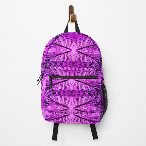 I DREAM OF JEANNIE PINK/PURPLE GENIE BOTTLE Backpack