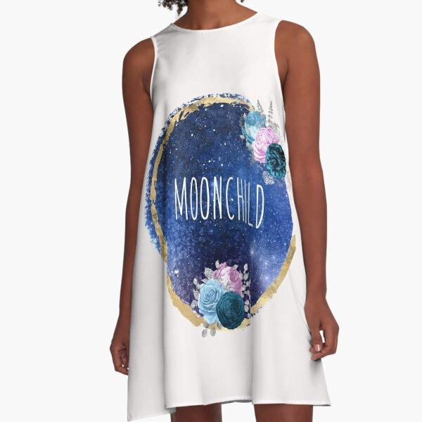 Moonchild A-Line Dress