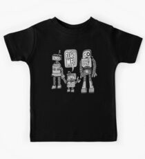 FEAR ME! Robot Kid Kids Tee