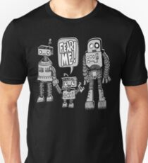 FEAR ME! Robot Kid T-Shirt