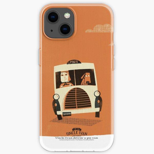 Ivan drivin' his pie van iPhone Soft Case