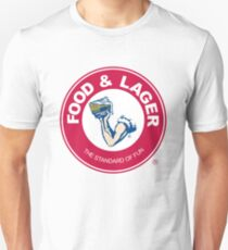 Food & Lager T-Shirt