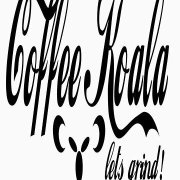 Goffee Koala by OriginalKoala