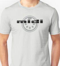 MIDI logo Unisex T-Shirt