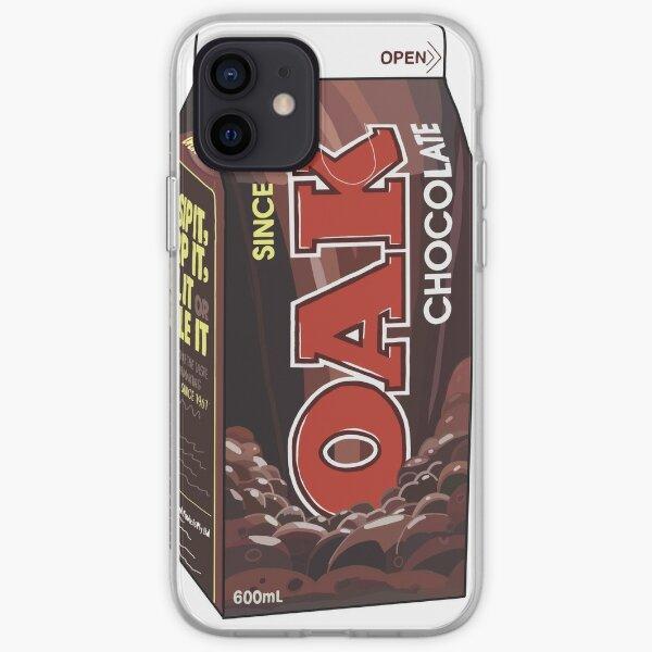oak choccy milk iPhone Soft Case
