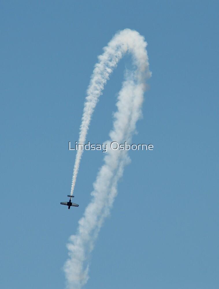 Air Show. by Lindsay Osborne