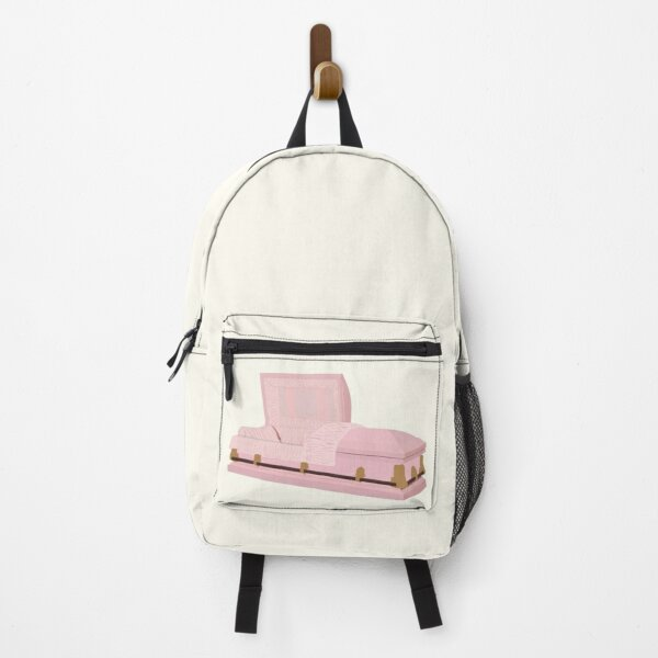 Pink Coffin Backpack