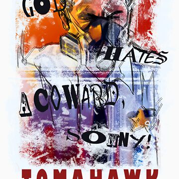 TOMAHAWK - god hates a coward by Moonlit