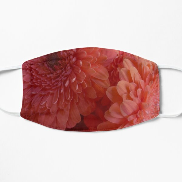 BLOOMING BLOOD ORANGE KILLER KARNATIONS Mask