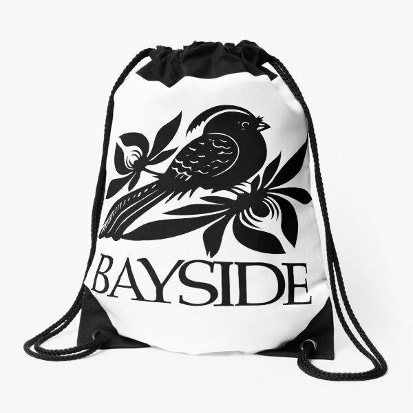 Bayside Band Logo Drawstring Bag