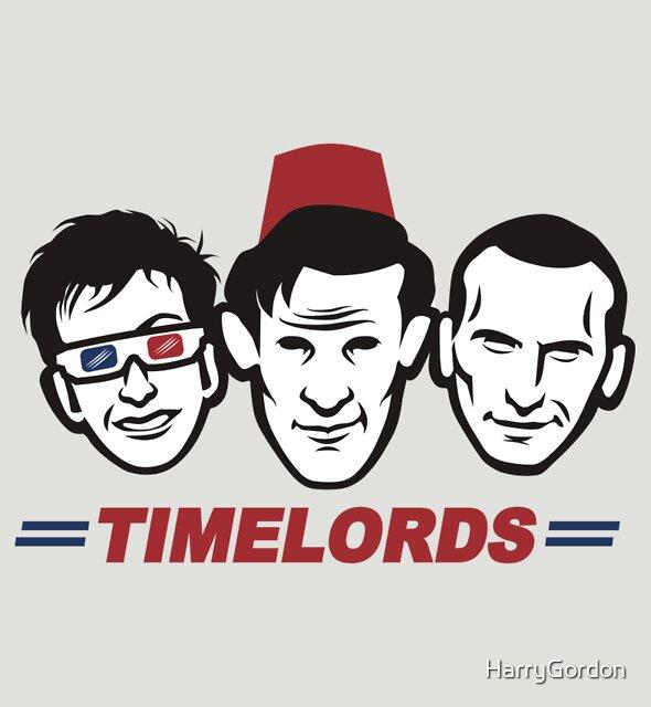 The Time Boys by HarryGordon