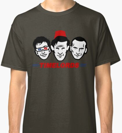 The Time Boys Classic T-Shirt