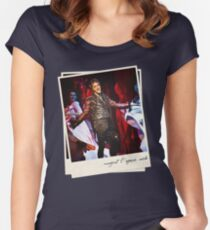 Mozart L'Opera Rock Women's Fitted Scoop T-Shirt