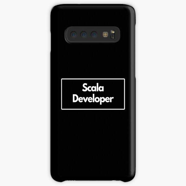 Scala Developer Samsung Galaxy Snap Case