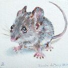 Miesje Mouse by Rineke de Jong