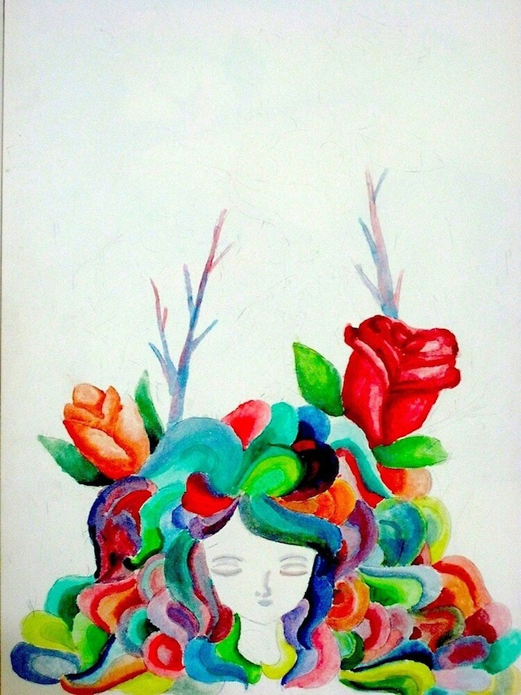 Lady of The Garden by anissazerafina