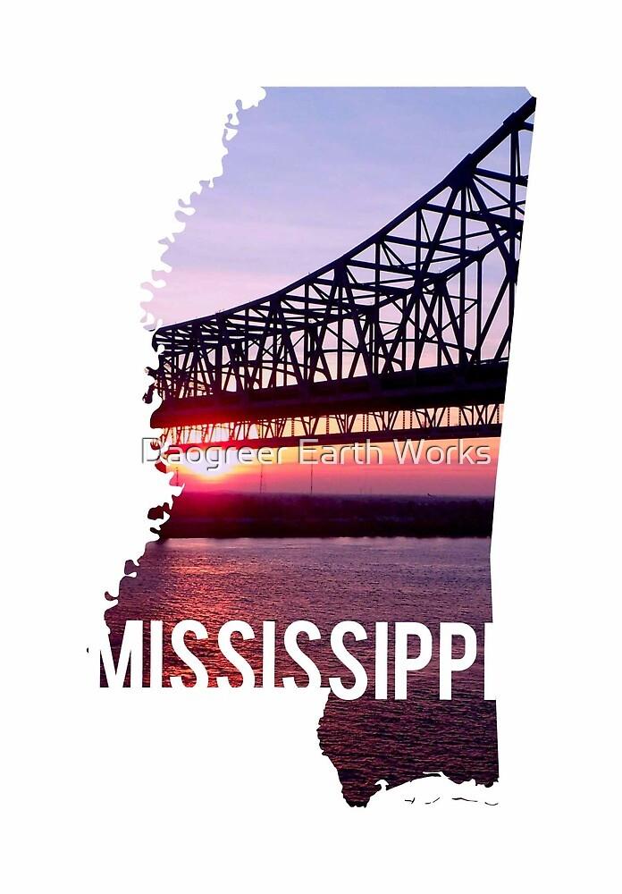 Mississippi River by Daogreer Earth Works