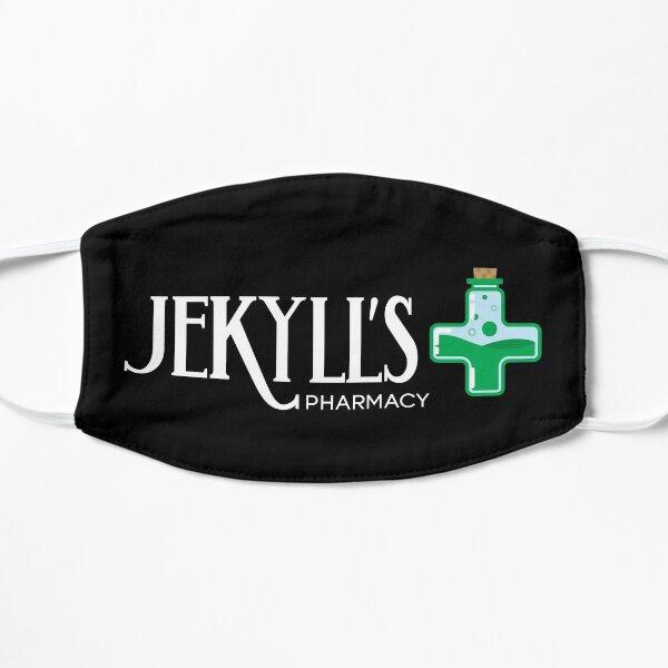 Jekyll's Pharmacy Logo Flat Mask
