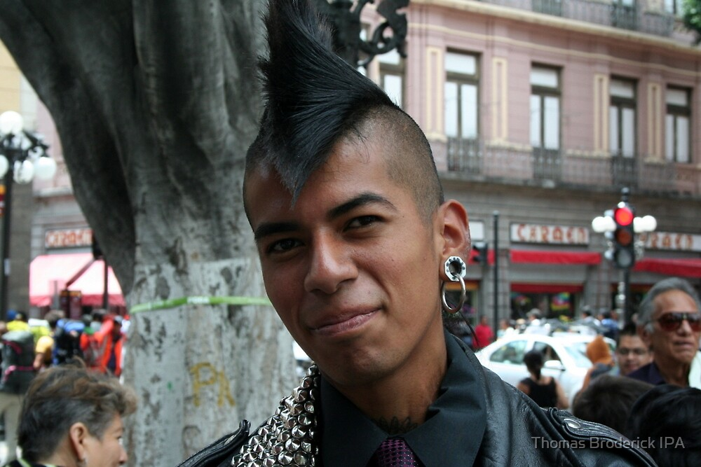 Punk Rock Boy Mexico by Tom Broderick IPA
