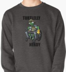 Bentley - turtlelly nerdy! Pullover