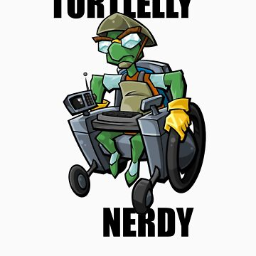 Bentley - turtlelly nerdy! by dewiasma