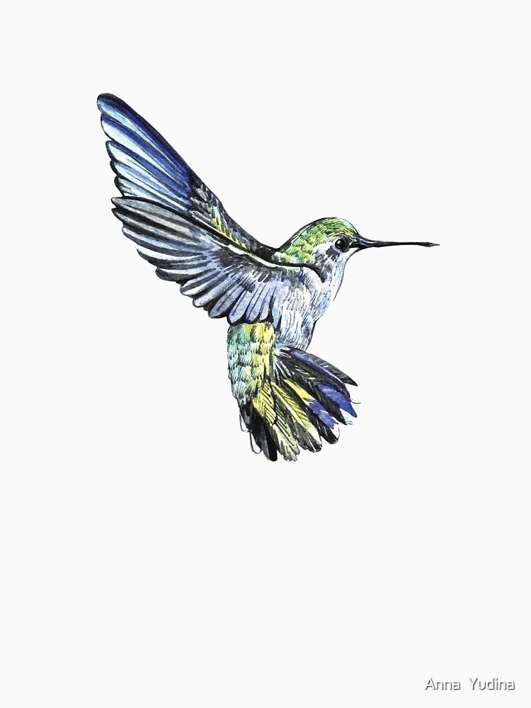 Hummingbird by Anutina
