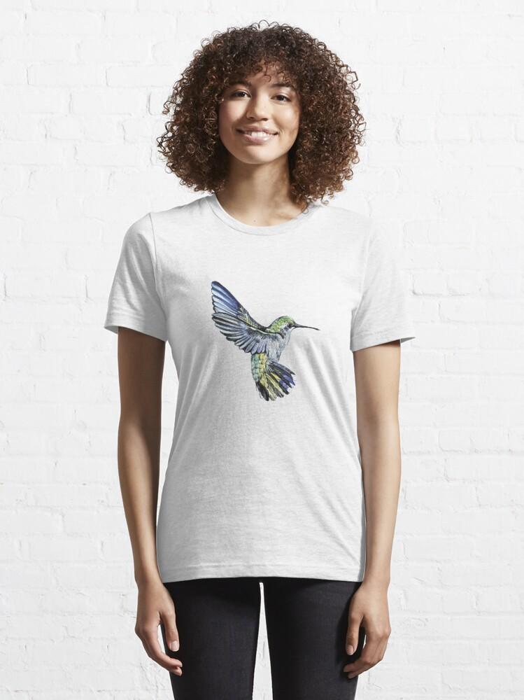 Alternate view of Hummingbird Essential T-Shirt