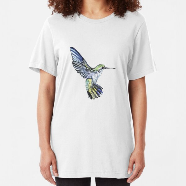 Hummingbird Slim Fit T-Shirt