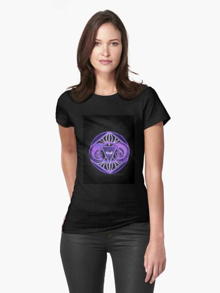 15 Womens T-Shirt Front