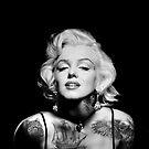 Marilyn Monroe by Ghost drop