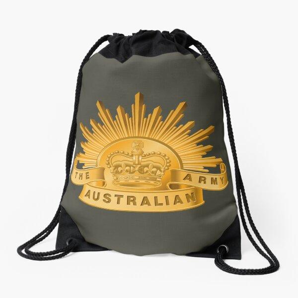 Es ist Teil der Australian Defence Force (ADF) zusammen mit der Royal Australian Navy und der Royal Australian Air Force. Turnbeutel