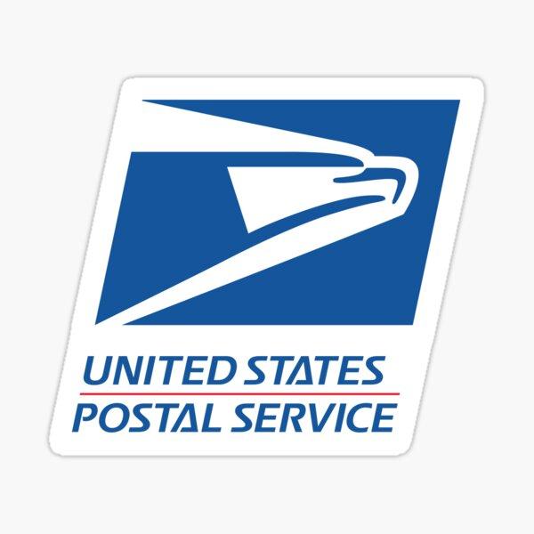 United States Postal Service (USPS) Sticker