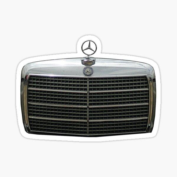 Mercedes-Benz W114 Sticker