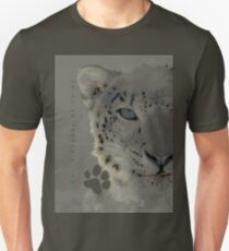 SNOW CAT * LIMITED EDITION * Unisex T-Shirt