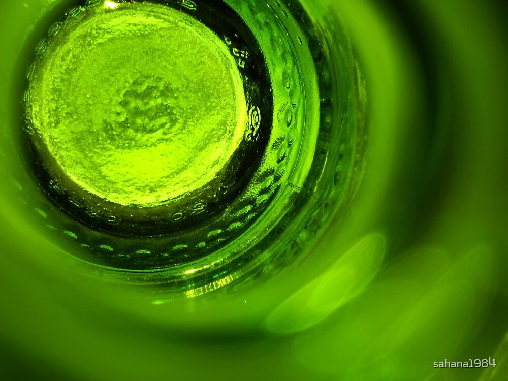 Bottle Green by sahana1984