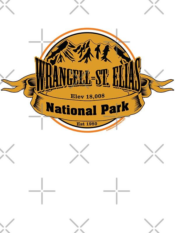 Quot Wrangell St Elias National Park Alaska Quot Stickers By