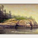 Islet, Stonington , Maine by Dave  Higgins