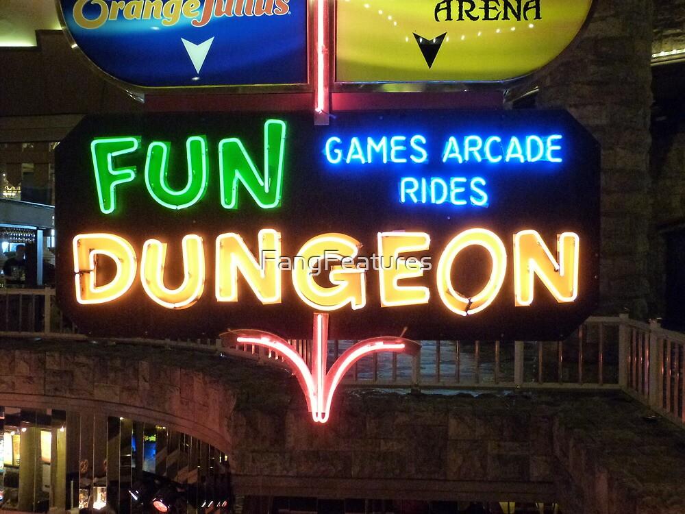 Vegas Fun Dungeon by FangFeatures