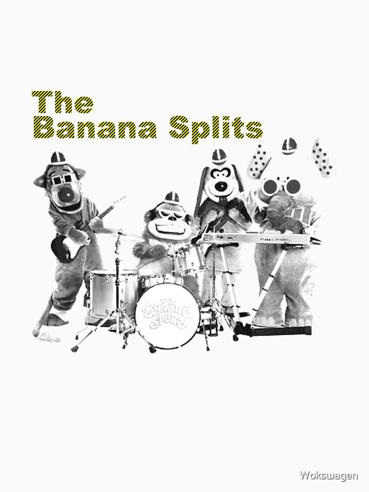 banana splits | Unisex T-Shirt