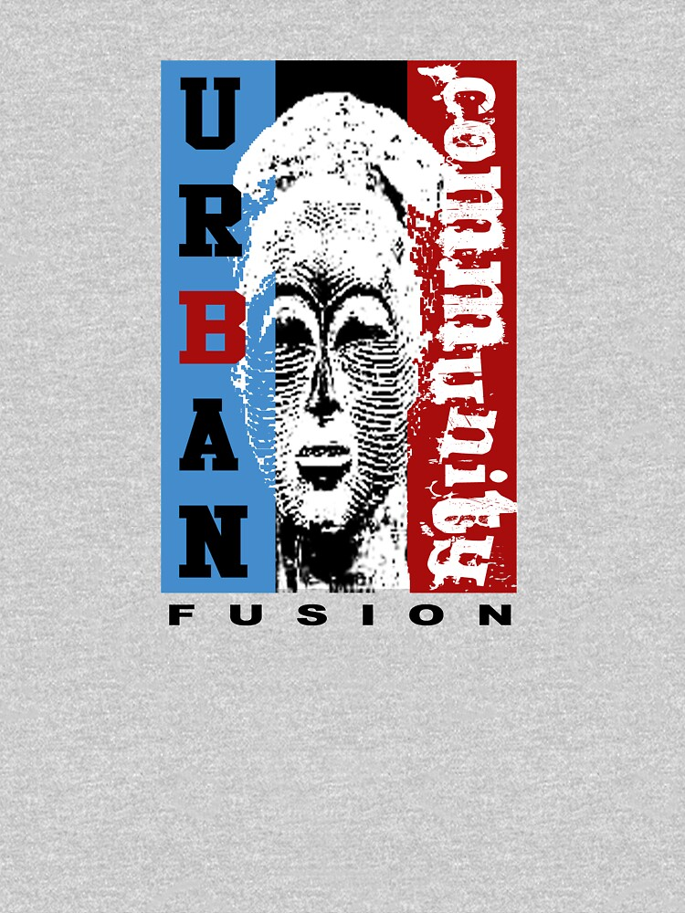 urban fushion by redboy