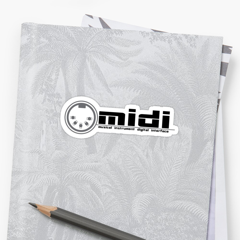 MIDI - Musical Instrument Digital Interface by miirimage