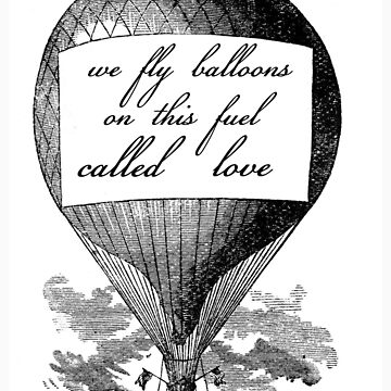 Balloons - Foals by Romeyy